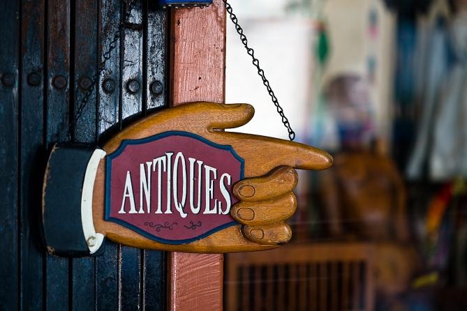 antique