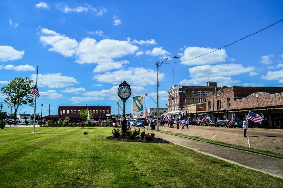 Visit Amory Mississippi